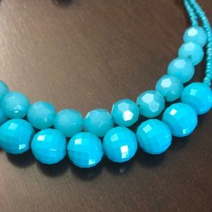 Jewelry - Turquoise Necklace w matching earrings